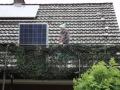 napelem cseréptetőn