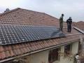 napelemek cseréptetőn