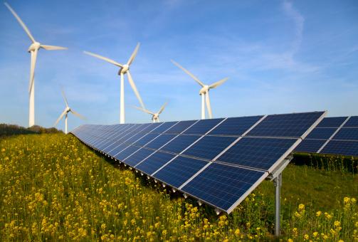 A megújulók megférnek egymés mellett