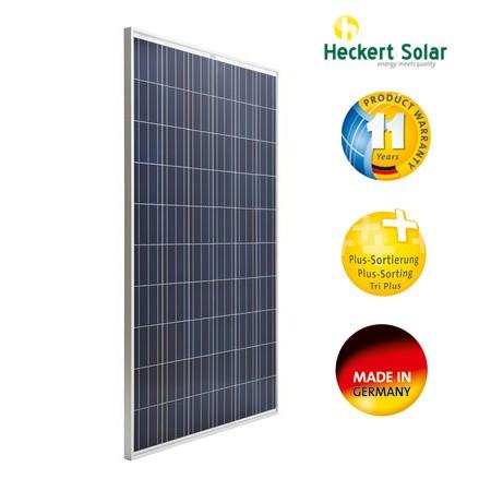 Heckert solar umsatz