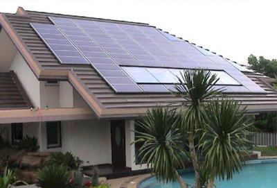 napelemek kimélik a környezetet