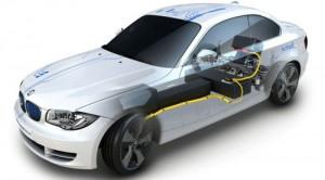 Elektromos BMW