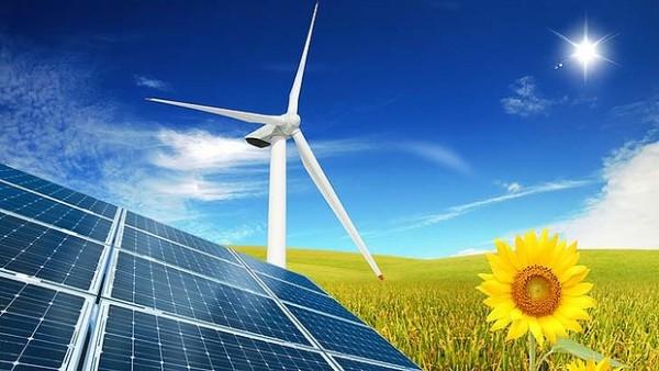 Nap és szél energia